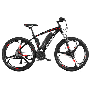 Aluminum alloy electric bike 27 speed electric bicycle for adult 26 inch mountain ebike double disc brake 36v 250w e bike