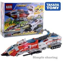 TAKARA TOMY Tomica HYPER RESCUE 01 & 02 DX набор использовать аккумулятор