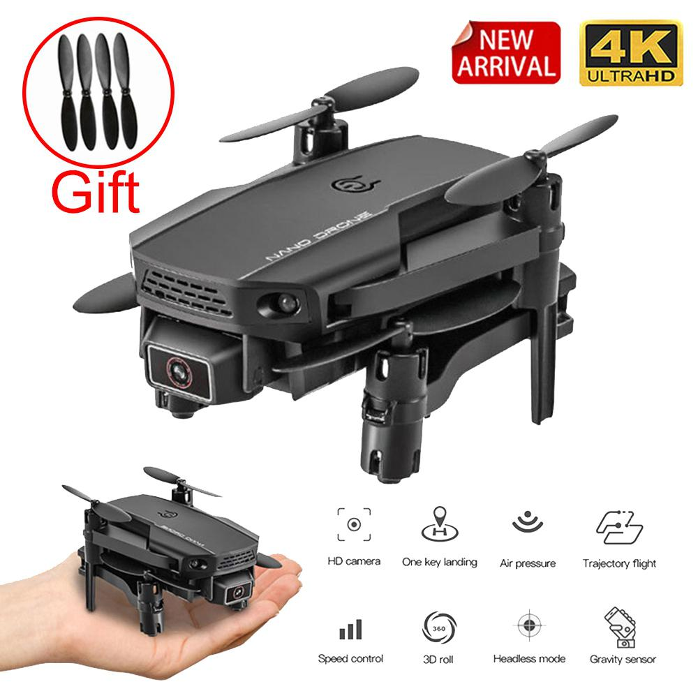 LeadingStar KF611 Drone 4k HD Camera Wide Angle 1080p WIFI FPV Drone Dual Camera Quadcopter Height Keep Drone Camera Toy