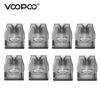 VOOPOO V Thru Pro wkład Pod 0 7ohm 1 2ohm odporność 3ml wkłady zapasowe elektroniczny papieros Helix Mesh cewki tanie i dobre opinie CN (pochodzenie) VOOPOO V Thru Pod Cartridge VOOPOO V Thru Pro Pod Vmate Pod DS NC 0 7ohm (Mesh Coil) 1 2ohm(Helix Coil)