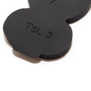 Image 5 - 2021 neue Silikon Lade Port Wasserdichte Staubdicht Schutz Abdeckung für Tesla Modell 3