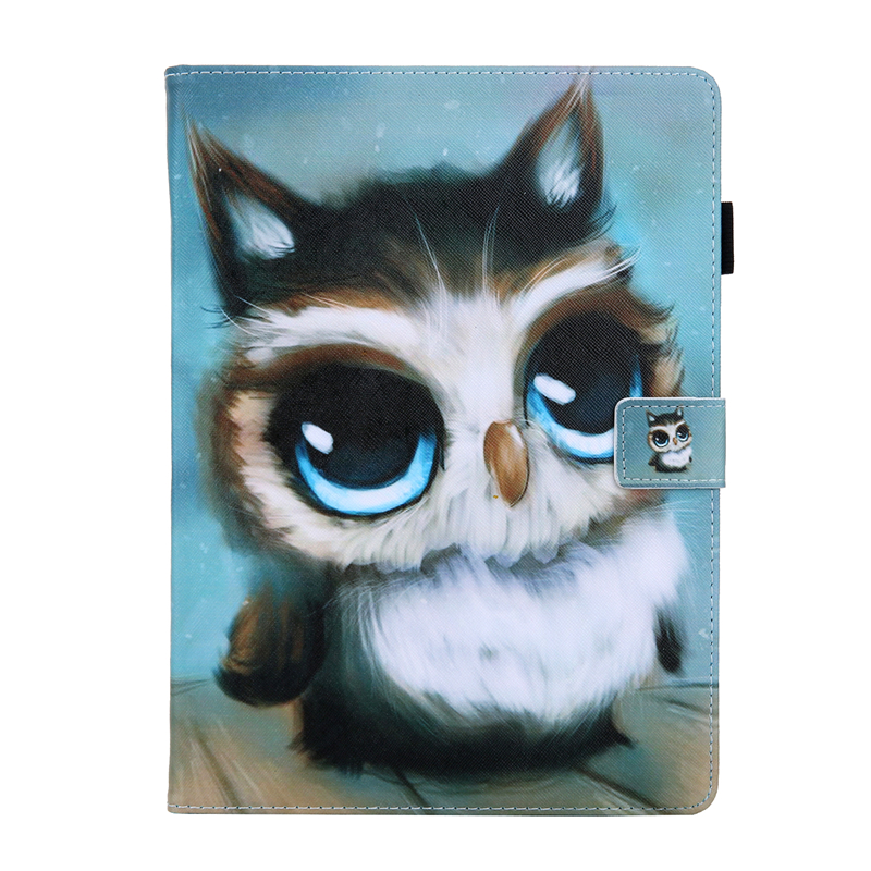 L Gold Tablet Cover For Apple IPad Air 4 10 9 inch 2020 Cartoon Leather Case For Ipad