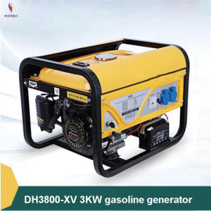 Gasoline-Generator Camping Small 3KW Household DH3800-XV Single-Phase