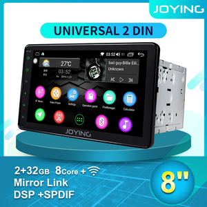 "Image 1 - Rückansicht Kamera 8 ""Universal Android Auto Radio Stereo Doppel 2Din Full Touch Sceen Kopf Einheit GPS Navigatio Multimedia player DVR"