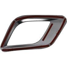 2 шт. автомобильный бампер противотуманная фара Накладка для Buick-Encore 2012- Opel/Vauxhall Mokka