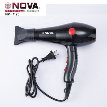 Black hot and cold air OEM high quality professional hair dryer Hair Dryer Electric Hair Dryer Household Salon Hairdressing Blow soarin professional hairdryer black high power constant temperature hair dryer hot cold air ectric hair dryer household