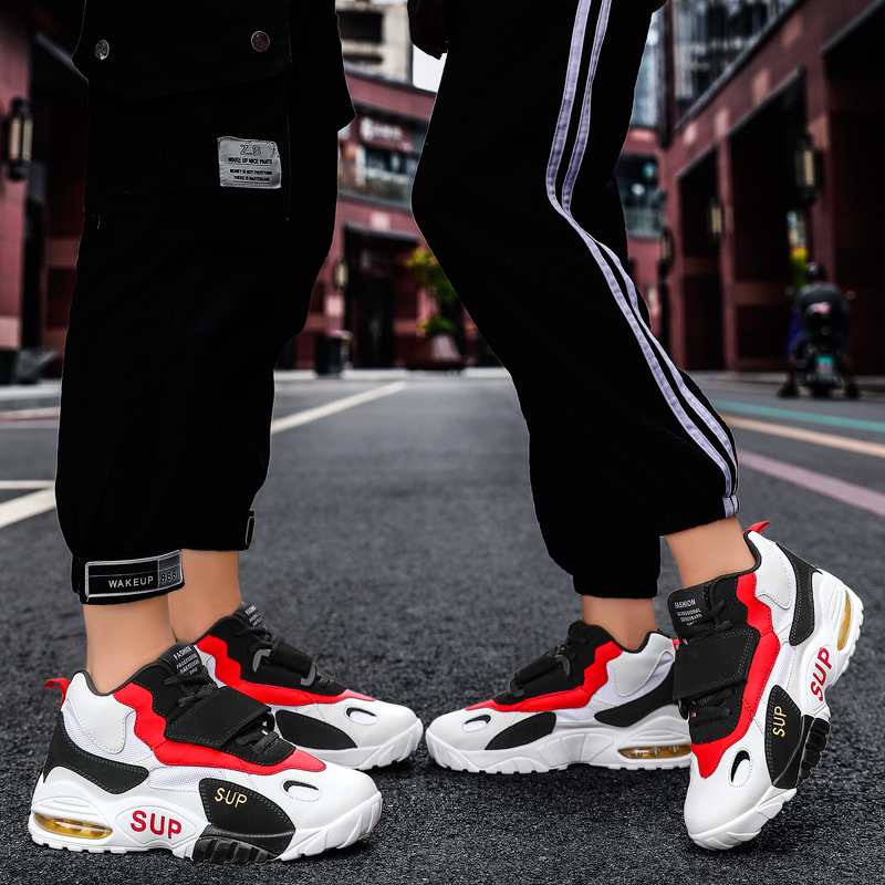 Women Chunky Sneakers Autumn Winter Mixed Color 10