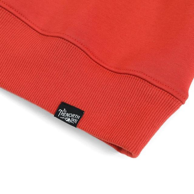 Thick Sweatshirts with explorer back print