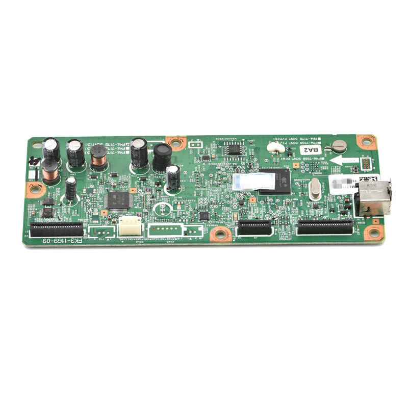 Motherboard Main board MainBoard For Canon MF4410 MF4412 MF 4410 4412 FM4-7175 FM4-7175-000 printer Formatter Board logic image