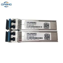 Frete Grátis Huawei SFP Módulo 10G 1310nm 1.4KM SM SFP + 100% Original HW Small Form-factor pluggables SFP Módulo Transceptor