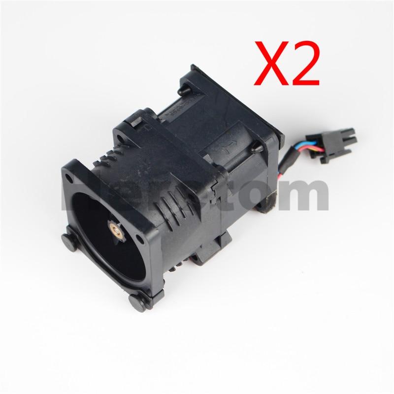 2PCS/LOT CPU cooling fan Server Fan 778567-001 768753-001 779103-001 For HP DL60/DL120 GEN9 G9 Cooler