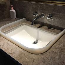 Высокая Гибкая Силиконовая пробка для воды полоски напольные водяные барьеры для кухни ванной комнаты KTC 66