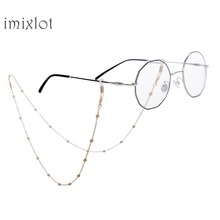 Time-limited Fashion Reading Glasses Chain For Metal Sunglasses Cords Beaded Eyeglass Lanyard Hold S