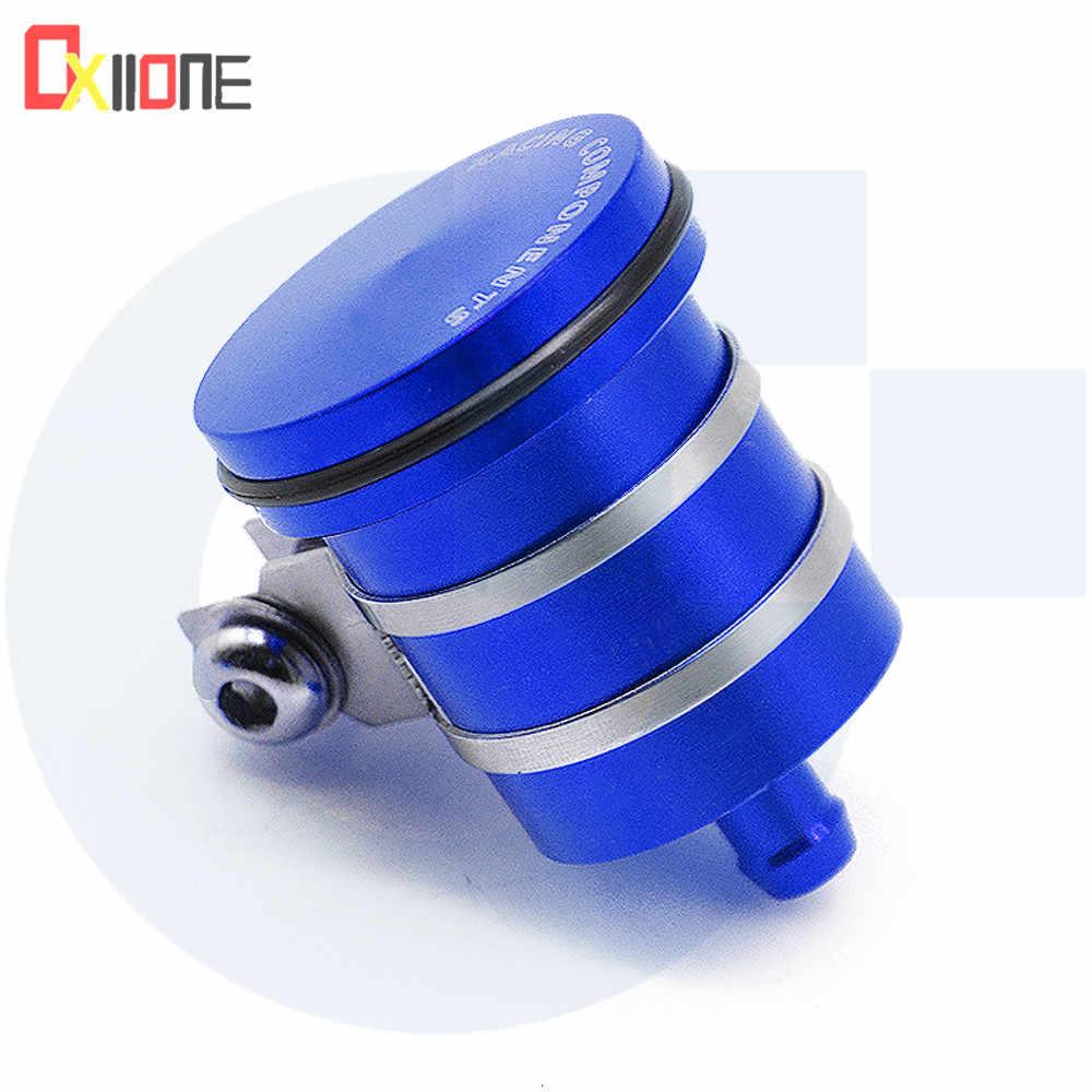 Tangki Motor Cangkir Minyak Rem Kopling Fluida Cap Reservoir Silinder untuk BMW R1200GS R1200GS LC R1200GS LC ADV Petualangan