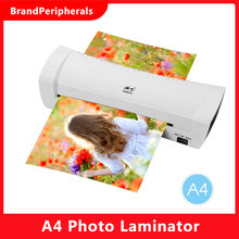 Laminateur Photo A4, chaud et froid, Machine à plastifier, pour document A4