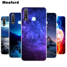 For Honor 9C 9A 9S Case Soft Art Print Back Cover For Huawei Honor 9C 9S 9A Phone Case for Honor View 30 Pro Silicone bumper худи print bar for honor