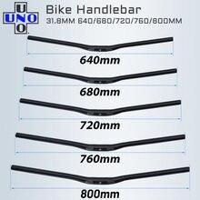 Велосипедный руль для горного велосипеда uno 318*640/680/720/760/800