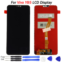 6.3 inch LCD For BBK Vivo Y85 LCD Display Touch Screen Digitizer Assembly Replacement with tools for vivo y85 display lcd screen for bbk vivo y23l lcd display panel and touch screen digitizer assembly free shipping with tracking number