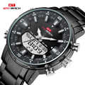 KAT-WACH Top Marke Männer Uhr Wasserdicht Sport Digitale Uhren Männer LED Stahl Military Quarz Uhr Für Männer Armbanduhr Relogio