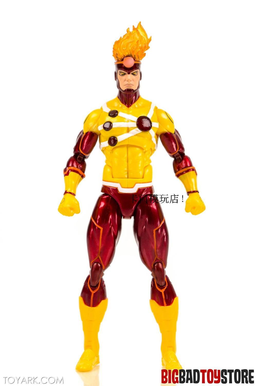Nouveau DC52 les légendes Flash de demain flèche série firestaurm PVC figurine modèle jouets pour enfants cadeaux - 2