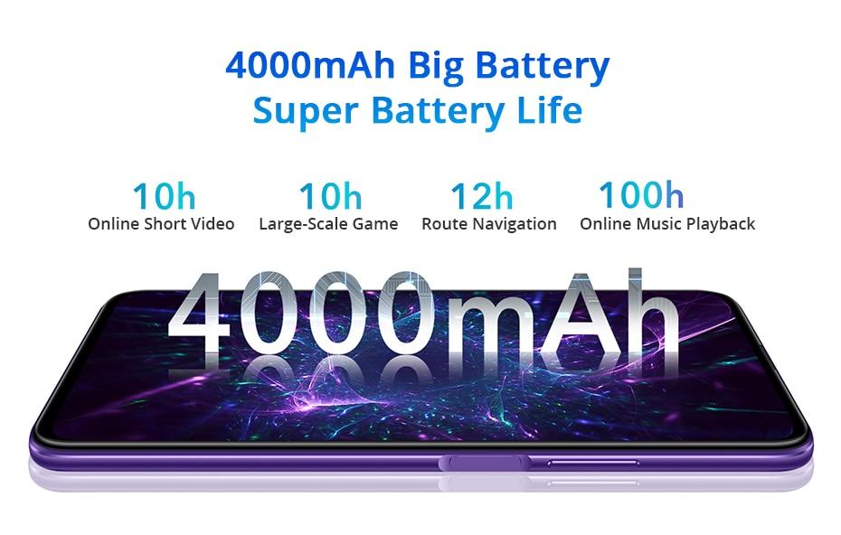 Honor 9X Pro 8GB 128GB 256GB Kirin 810 Liquid Cool Smartphone 48MP Triple Camera 6.59 Auto Pop Up Camera cellphone (6)