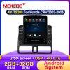 MEKEDE 2,5 D Android Screen Auto Multimedia Radio-Player GPS für Honda CRV 2002 2003 2004 2005 Kopf Einheit Band recorder Bluetooth