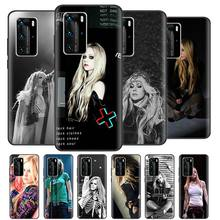 Avril Lavigne Cases for Huawei