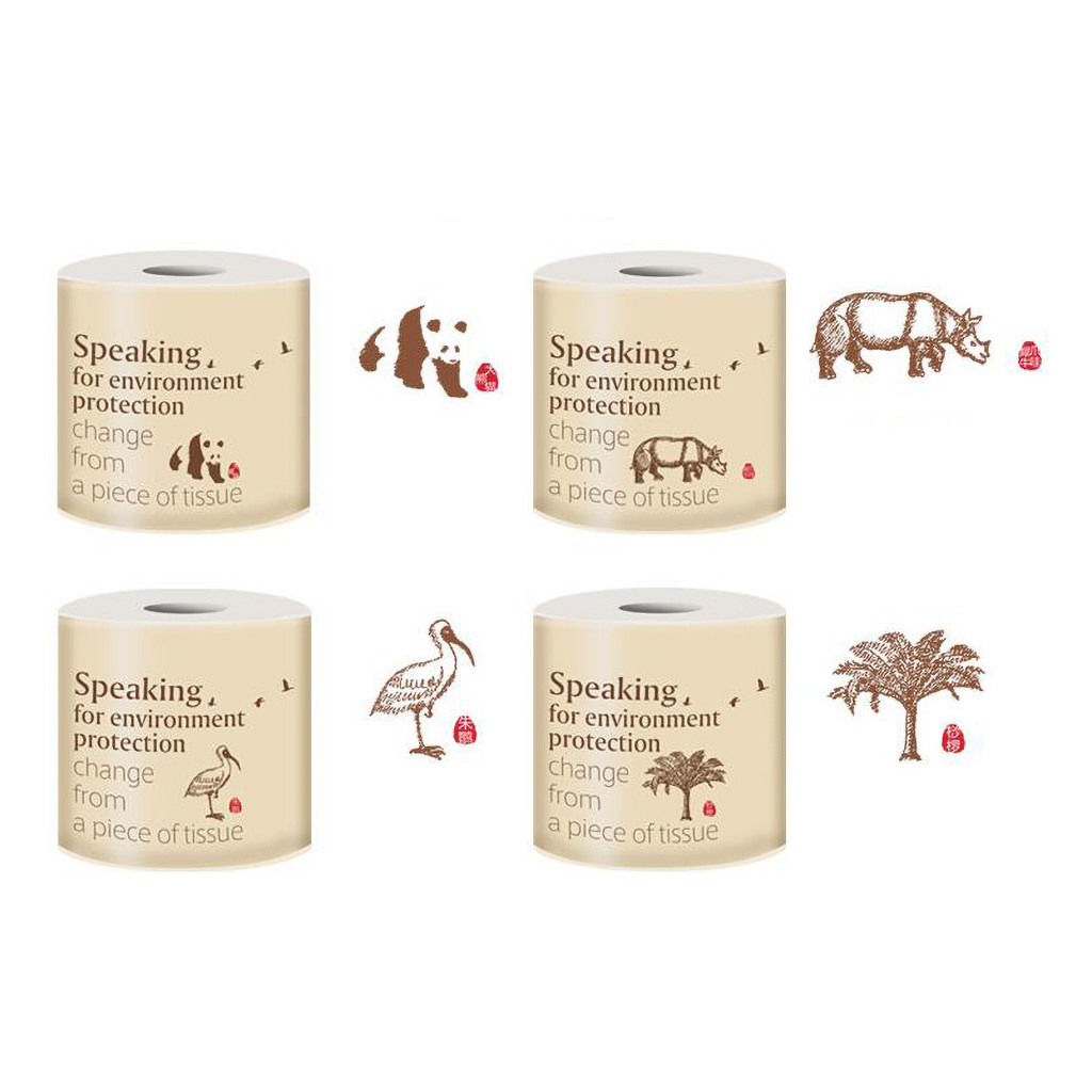 Soft Toilet Paper 1pc Ultra Gentle Toilet Paper Replacement Roll Paper Toilet Paper  Cleaning Toilet Paper Wholesale ##3
