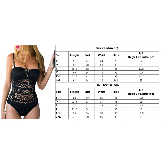 Fashion Patterned One Piece Swimsuit 10