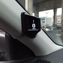 Projecteur de vitesse de voiture avec GPS, OBD, double système d'affichage Hud, affichage tête haute numérique, compteur de vitesse, odomètre, alarme de survitesse, offre spéciale
