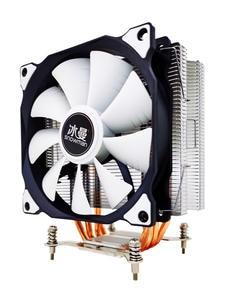 SNOWMAN Cpu-Cooler Cooling-Fan Heat-Pipes Quiet 1155 4pin 1151 Rgb 120mm Intel 1366 1150