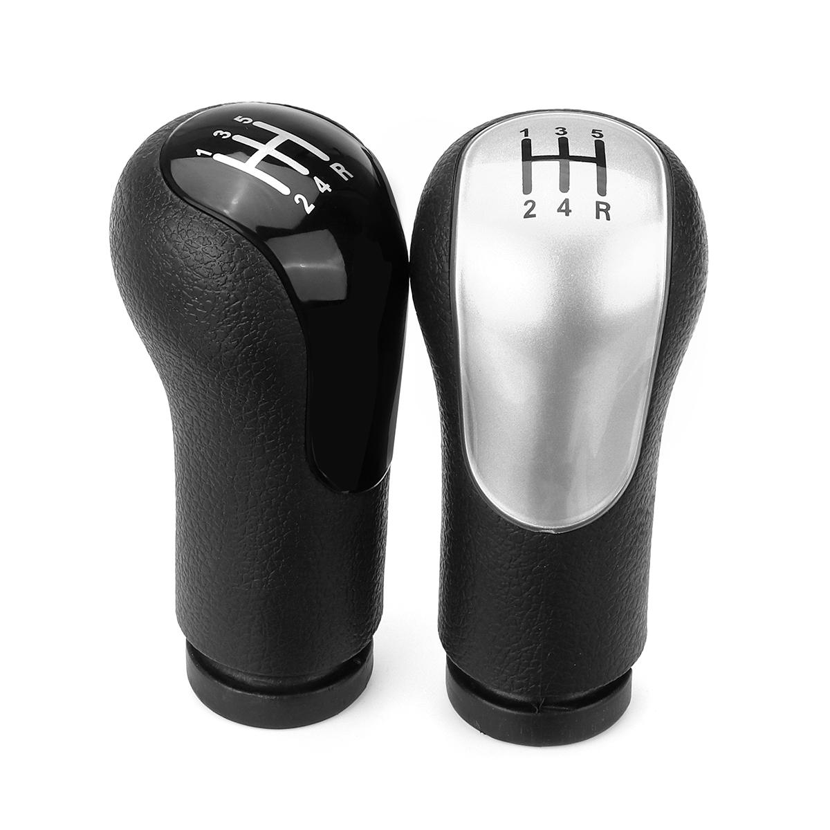 XMSM Gear Shift Knob For Ford For Fiesta Fusion Transit Connect Car 5-Speed Gear Shift Knob Shifter Lever Handball Gear Stick Shift Knob Handle Head