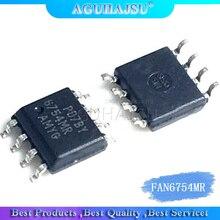 10 teile/los FAN6754MR FAN6754 6754MR SOP 8 LCD management