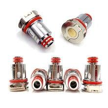 Vmiss 5pcs/box M40 Coil 0.3ohm 0.4ohm Mesh Triple 0.6ohm 0.8ohm MTL SC 1.2ohm Quartz Ceramic RP 40 Standard Pod Vape Head