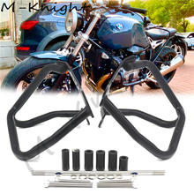 motoo for bmw r1200 r nine t ninet 2014 2015 2016 2017 2018 motorcycle accessories engine protective guard crash bar protector For BMW R NineT R9T R1200 R NINE T RNINET 2014-2020 2017 2016 Motorcycle Refit Tank Protection Guard Crash Bars Frame Bumper