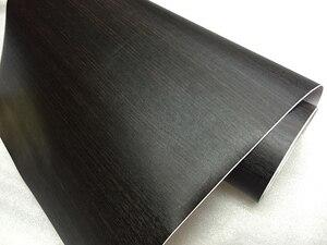 Image 2 - 무료 배송 W1511 우드 그레인 PVC 스티커 우드 필름 스타일링 랩 포장 인테리어 장식 목재 pvc 비닐 스티커