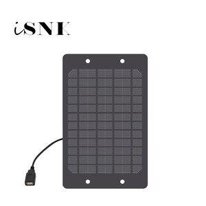 Image 1 - Ładowarka panelowa słoneczna 5V 2W 3W 5W 6W z portem USB polikrystaliczne ogniwo słoneczne DIY ładowanie solarne bateria 5V kabel USB 30cm