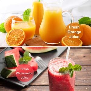 Image 2 - Taşınabilir meyve Sıkacağı Blender Seyahat Kişisel USB Mikser meyve suyu fincanı güvenli koruma ile 300ML taşınabilir usb elektrikli meyve sıkacağı
