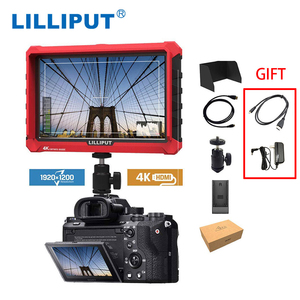 Image 1 - LILLIPUT A7S 7 inch 1920x1200 HD IPS Screen 500cd/m2 Camera Field Monitor 4K HDMI Input Output Video for DSLR Mirrorless Camera