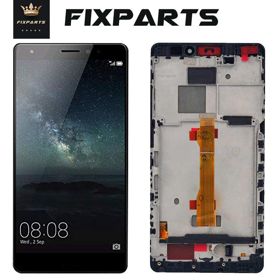 Bloc écran tactile LCD de remplacement avec châssis, 5.5 pouces, pour Huawei Mate S, CRR-UL00 CRR-UL20