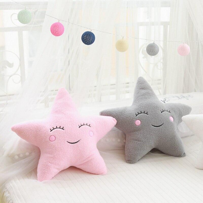 6-Ins-Cloud-Moon-Star-Raindrop-Plush-Pillow-Soft-Cushion-Kawaii-Cloud-Stuffed-Plush-Toys-For-Children