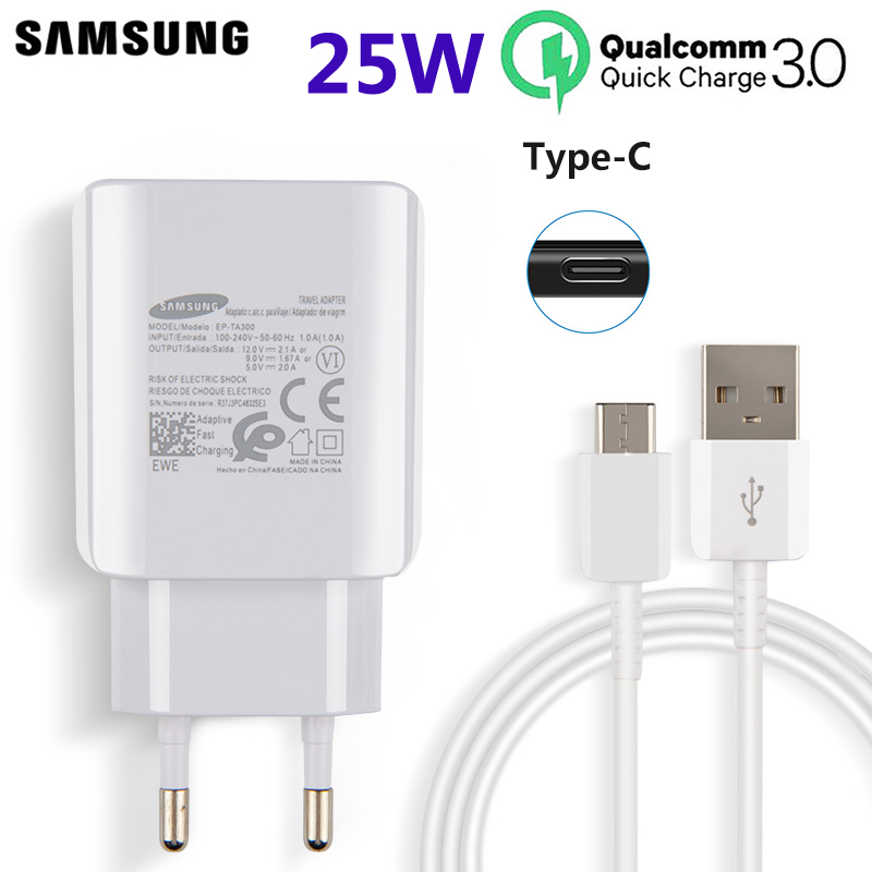 2.1A Wall AC Home Charger+USB Cable for Samsung Galaxy Tab A 8 SM-T350 Tablet
