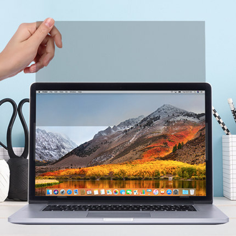 "13.3"" Privacy Filter for Laptop Notebook Anti-glare Screen Protector For Apple MacBook Air 16:10 Protective Film 286mm*179mm"