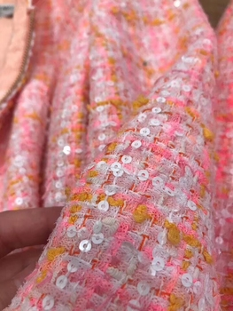 2019 elegant vestidos plus size tweed dress women custom 5xl 6xl vestidos de fiesta de noche amazing ropa mujer winter dress 6