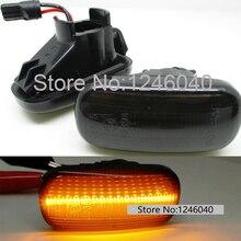 2 шт. светодиодный боковой маркер указатель поворота лампа для Honda Accord Civic Fit jazz City Stream CR-V Odyssey Integra DC5