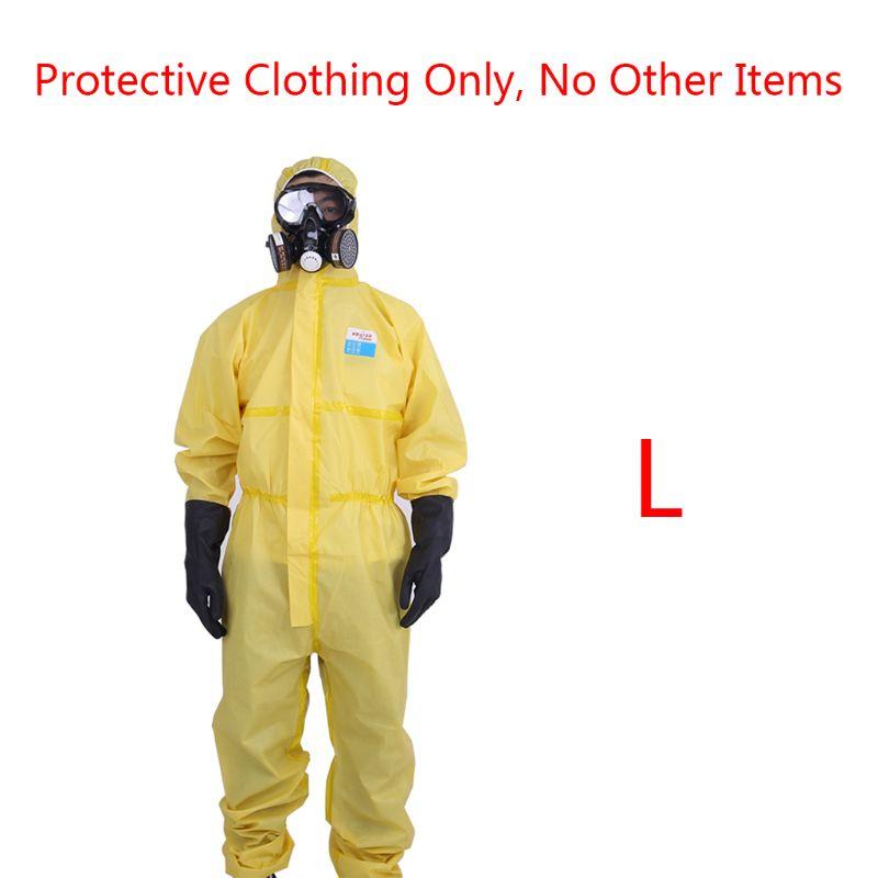 Macacão de proteção do terno da roupa