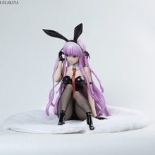 B style Danganronpa Kirigiri Kyouko miękkie ciało kostium króliczka uwalniając seksowne dziewczyny Anime z PVC kolekcja figurek modele na prezent