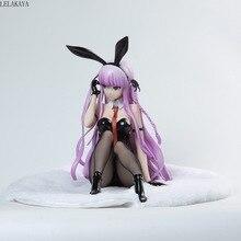 В стиле Danganronpa Kirigiri Kyouko мягкое тело кролик девушка освобождает сексуальные девушки аниме ПВХ фигурка Коллекционная модель игрушки подарок