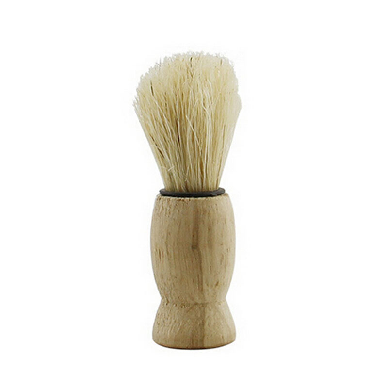 Professional Wood Handle Badger Hair Beard Shaving Brush For Best Men Father Gift Mustache Barber Tool Facial For Salon