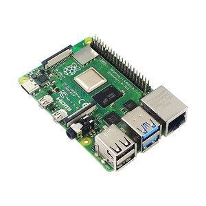 Image 2 - Raspberry Pi 4 Model B 2 ГБ/4 ГБ/8 ГБ ОЗУ + чехол + вентилятор + радиатор + адаптер питания + sd карта 32/64 ГБ + Кабель Micro HDMI для RPI 4B